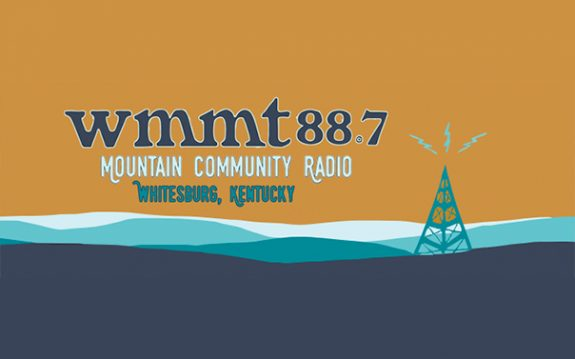 Website design and website development for community radio station WMMT of Appalshop in Whitesburg, Kentucky