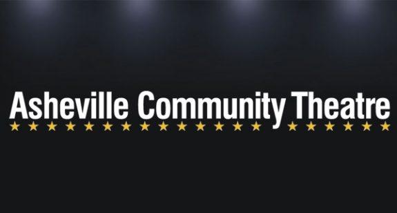 Asheville Community Theatre website design and development