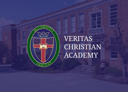 Veritas Christian Academy Website Design and Development