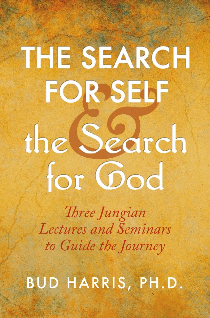 The Search for Self and the Search for God - book cover design and self-publishing support