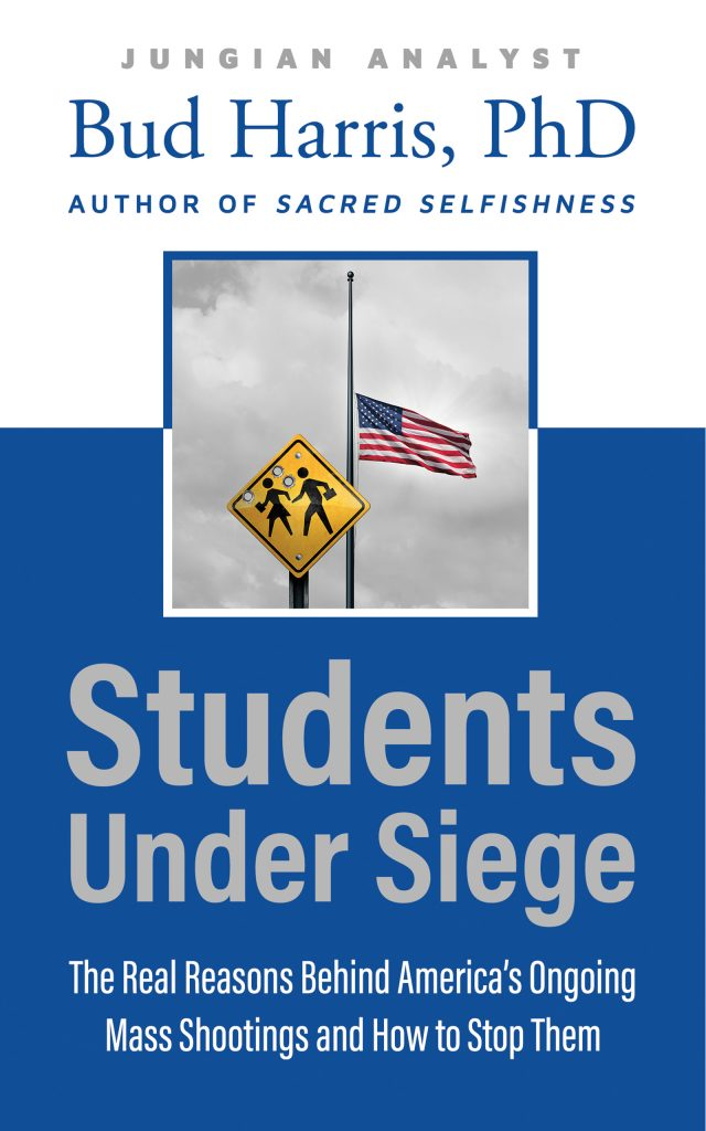 Students Under Siege - book cover design and self-publishing support