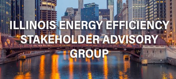 Website redesign and advanced search document library for Illinois Energy Efficiency Stakeholder Advisory Group